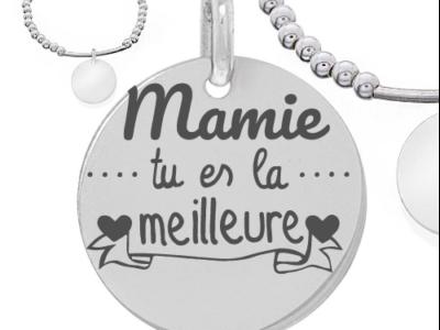 mamie tu es la meilleure 400x300 - Cadeaux personnalisés : Bracelet mamie tu es la meilleure